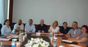 ANTALYA GAZETECİLER CEMİYETİ'NDEN, TSYD'YE