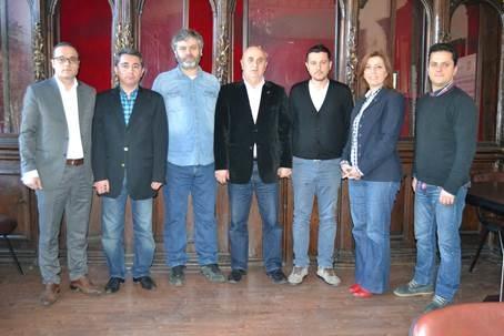 TSYD TRABZON ŞUBESİ MURAT TAŞKIN'LA DEVAM DEDİ