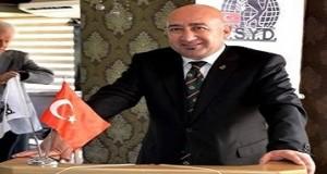 TSYD Adana Şubesi'nde başkanlığa Adnan Poyraz seçildi