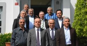 Mehmet Baykan TSYD'de